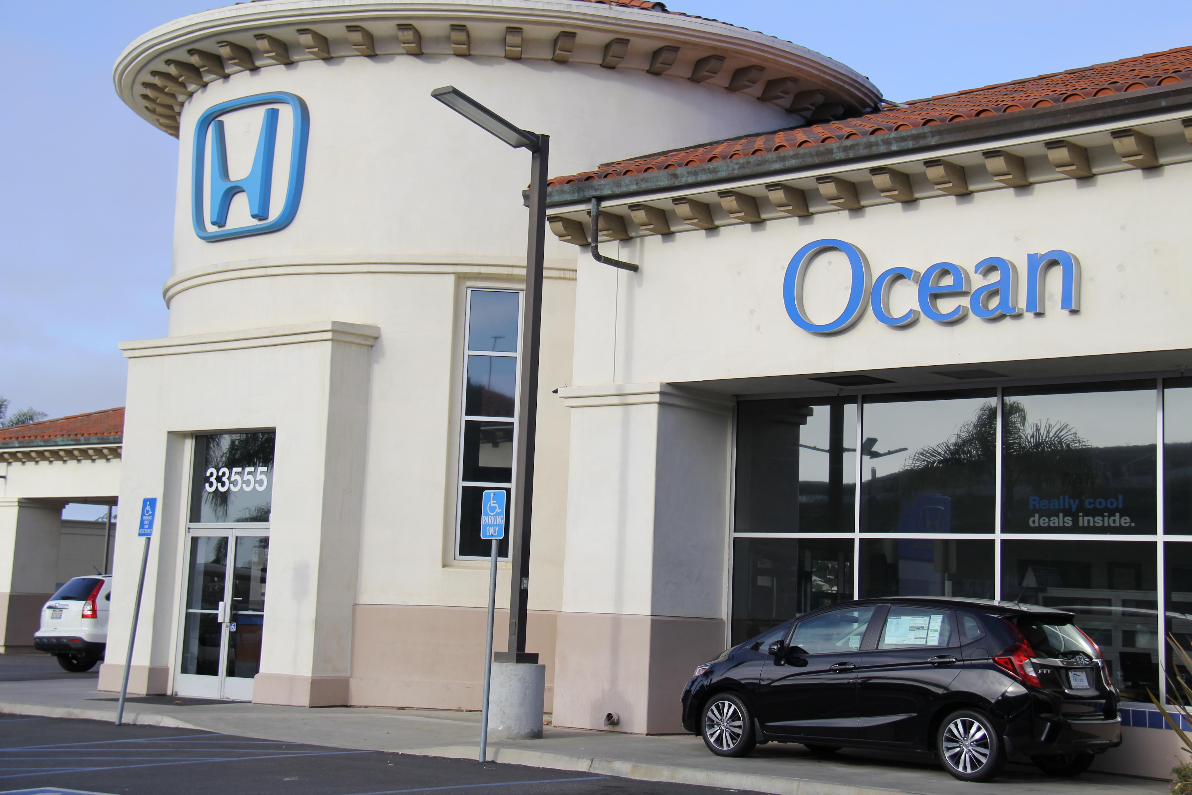 Honda dealer orange county ca new honda certified used for Ocean honda service