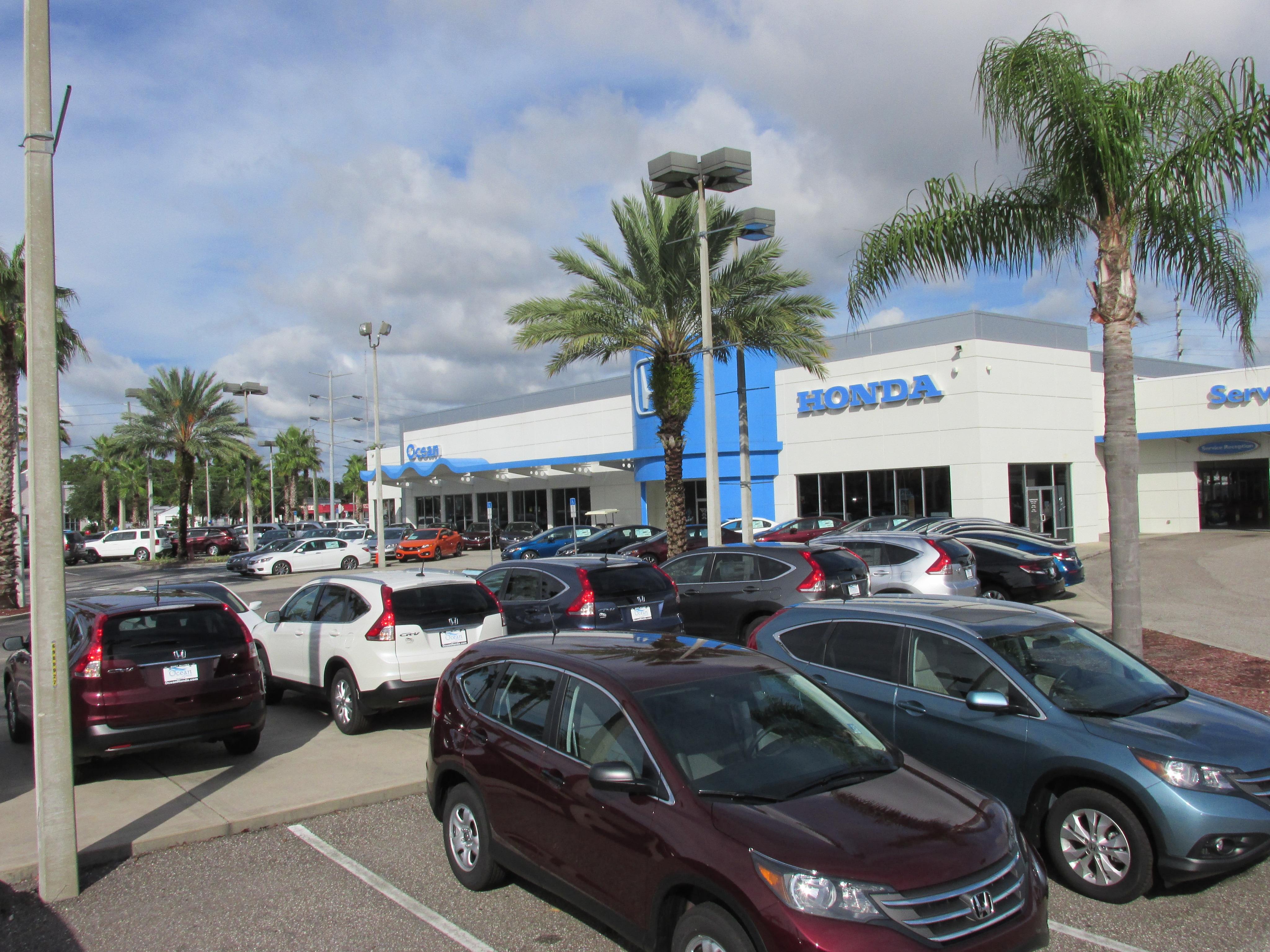 Honda Dealership Serving Clearwater FL