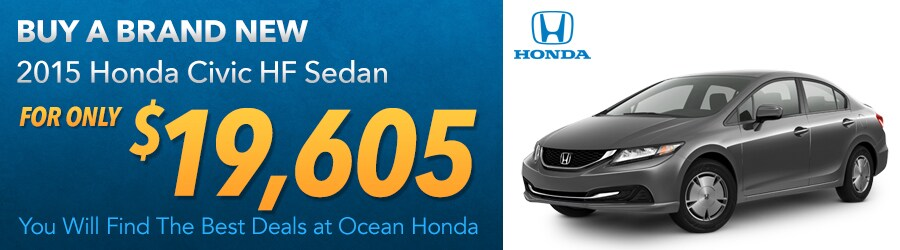 New Honda Civic Dealer near Oxnard CA