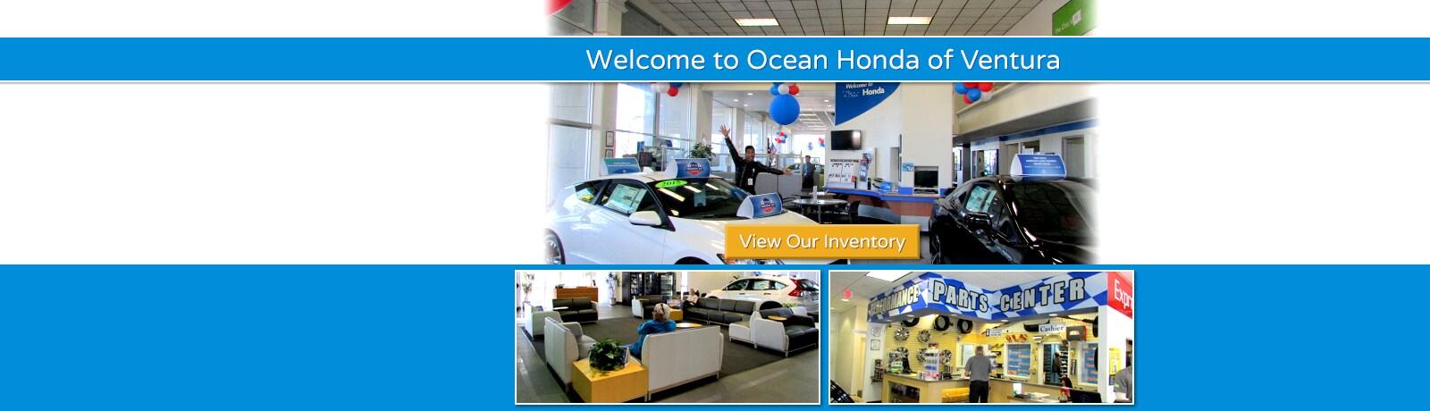 Ocean Honda Ventura Honda Dealer Ventura Ca