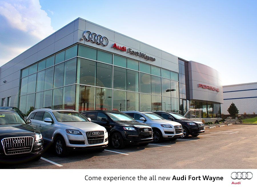 New Audi Fort Wayne