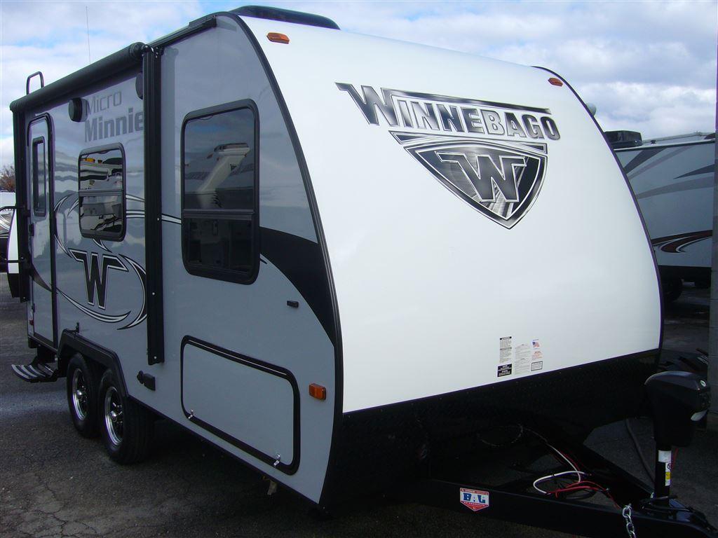 Amazing 2017 Winnebago Minnie 2500FL Travel Trailers RV For Sale In Turlock