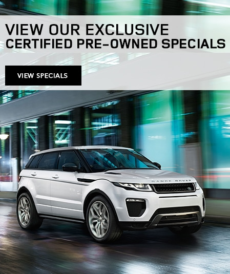 New 2017-2018 Land Rover & Used Luxury