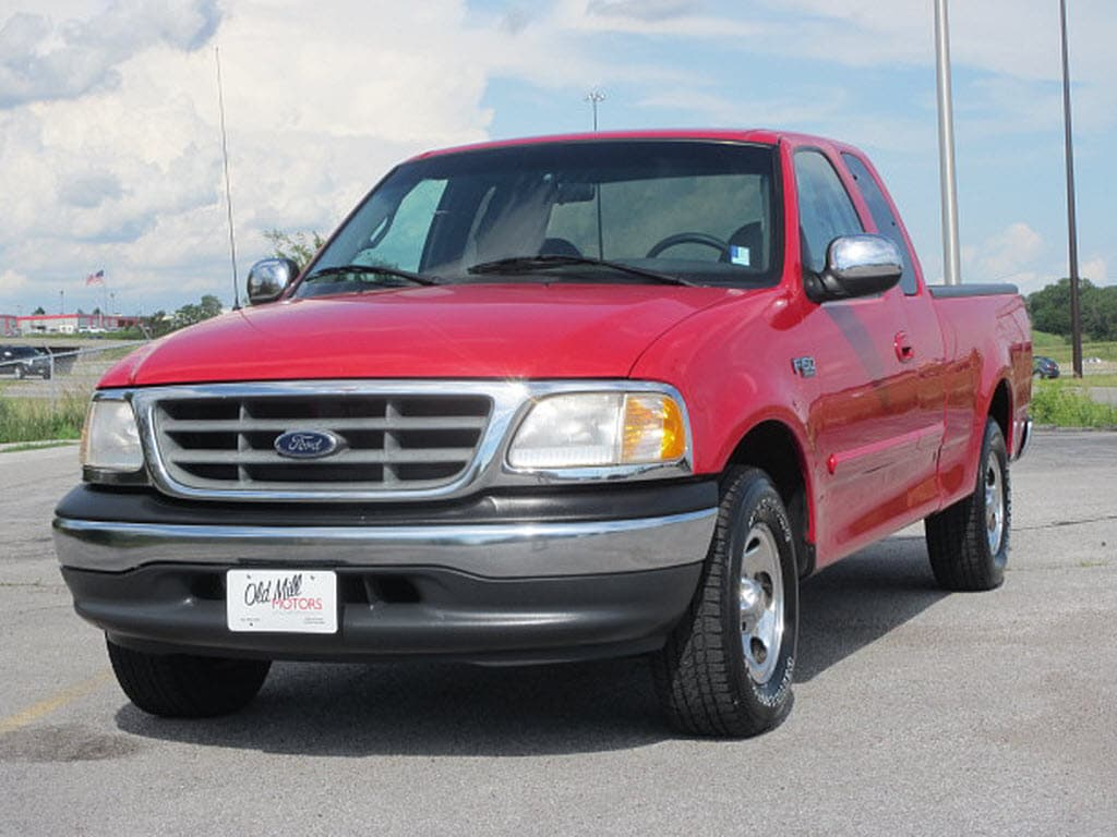 Used 2000 Ford F-150 For Sale | Omaha NE