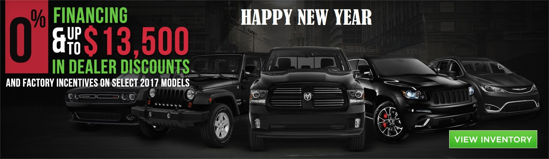 Ontario Chrysler Jeep Dodge Ram Dealership | Toronto ...