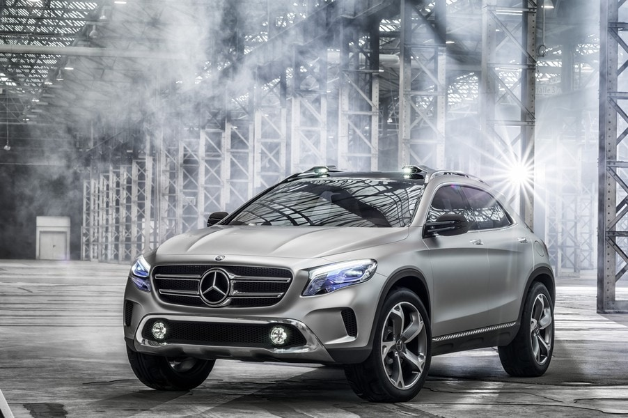 New Gla Miles Per Gallon Autos Post