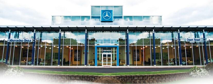 Open road mercedes benz bridgewater mercedes dealer for Mercedes benz service bridgewater nj