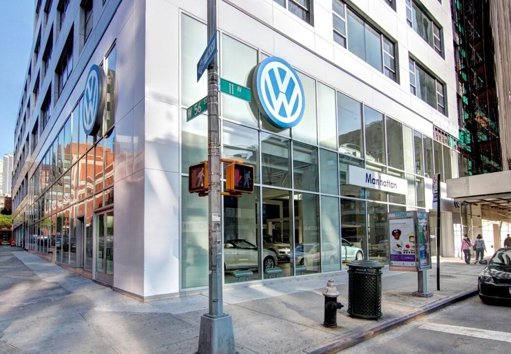 About Open Road Volkswagen Manhattan A Volkswagen
