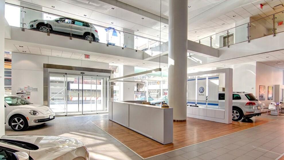 Open Road Volkswagen Manhattan New Volkswagen Dealership