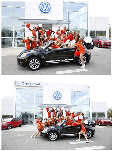 Volkswagen Of Orange Park New Volkswagen Dealership In