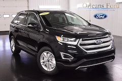 New Ford for sale 2017 Ford Edge SEL SUV in Medina, NY