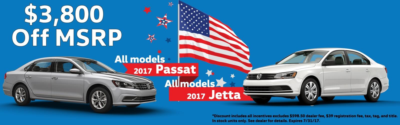 O'Steen Volkswagen | Volkswagen Dealership in Jacksonville FL