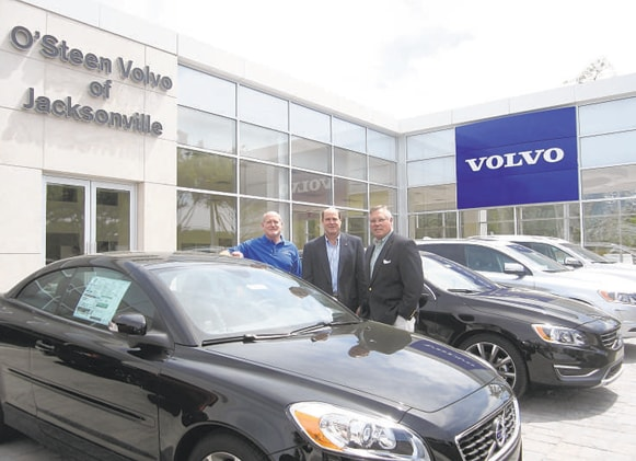 O Steen Volvo Cars Of Jacksonville A Family Reunion