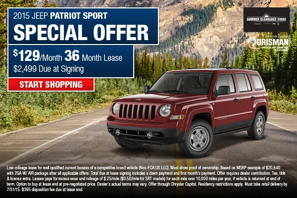 Ourisman Chrysler Jeep Dodge Of Alexandria Vehicles For