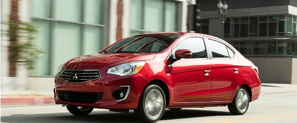 2017 Mitsubishi Mirage G4 Marlow Heights MD