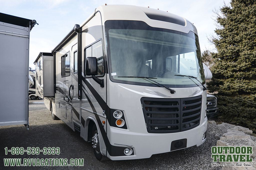 2016 FOREST RIVER FR3 32DS -