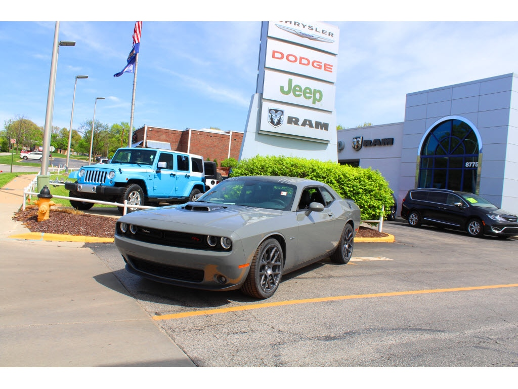 2017 Dodge Challenger RT How about this great vehicle Representing the optimal blend of tarmac t