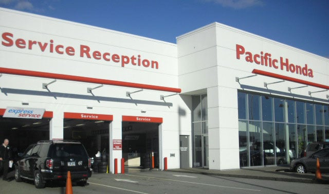 pacific honda service repair genuine honda parts