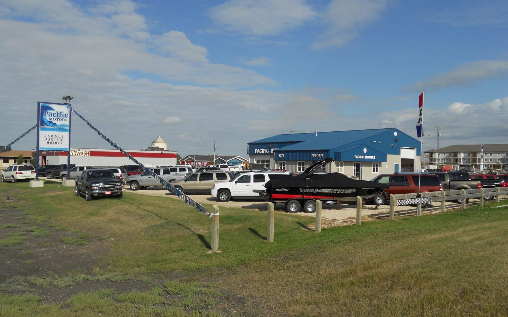 Pacific Motors | Used dealership in Headingley, MB R4H 1J9
