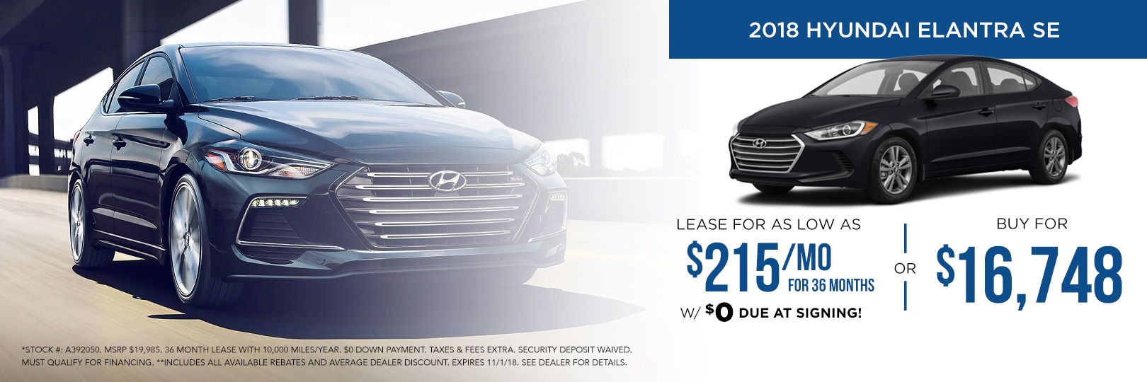 $0 Down Payment. Taxes U0026 Fees Extra. Security Deposit Waived. Must Qualify  For Financing. **Includes All Available Rebates And Average Dealer Discount.