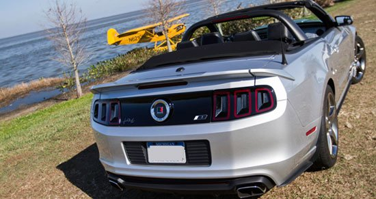 2014 ROUSH Stage 1 Mustang