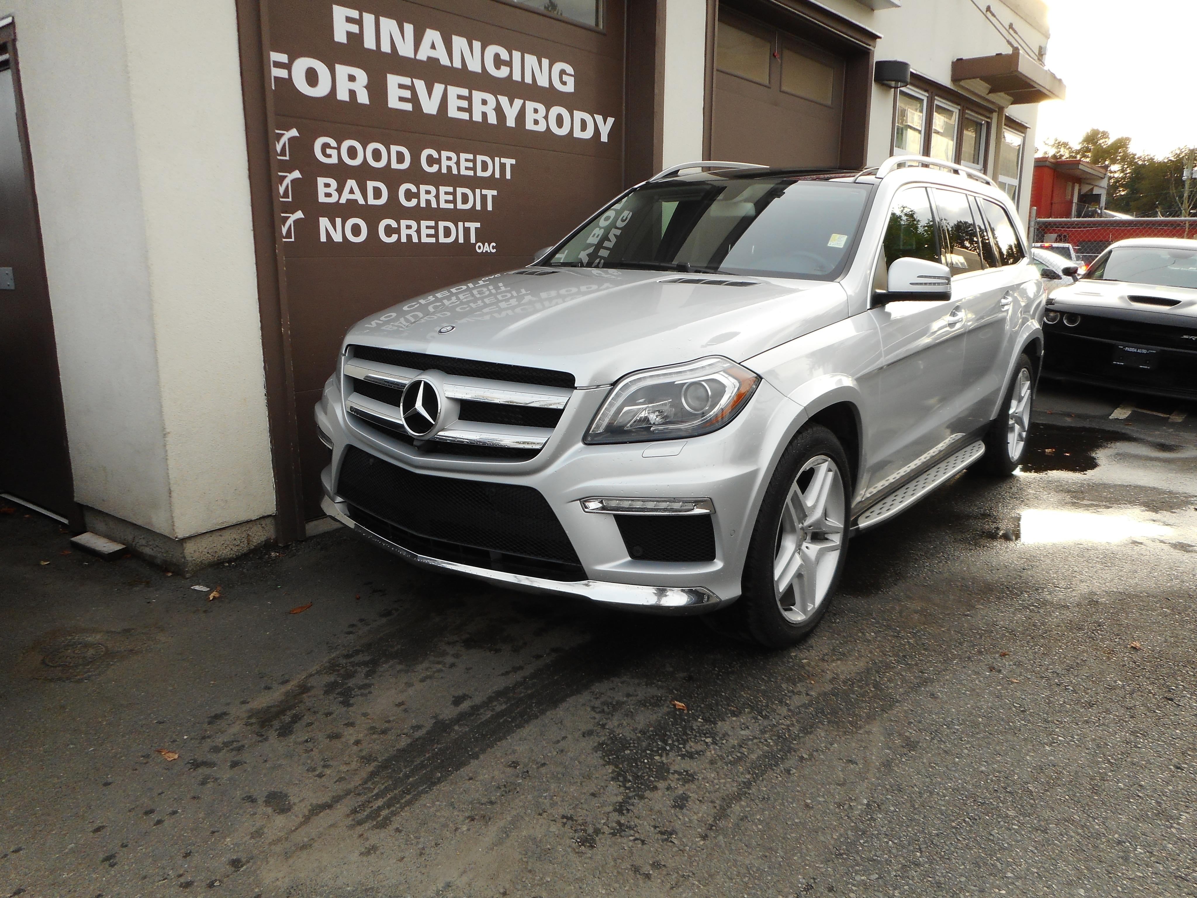 2014 Mercedes-Benz GL-Class GL350 BlueTEC DIESEL AMG PACKAGE SUV