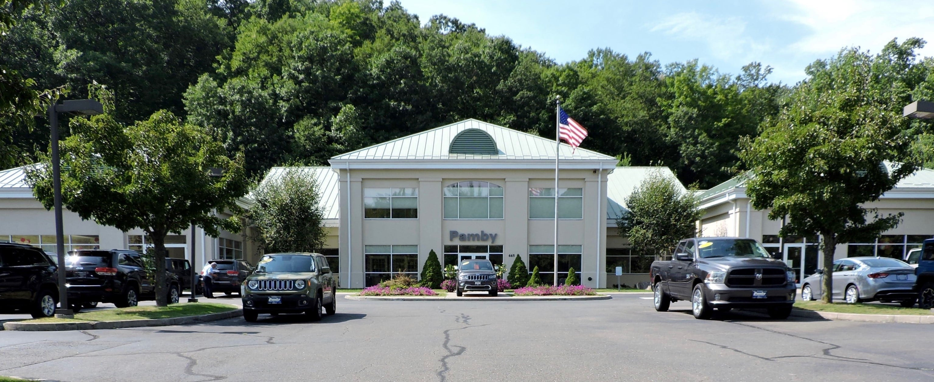 About pamby motors in ridgefield ct for Pamby motors ridgefield ct