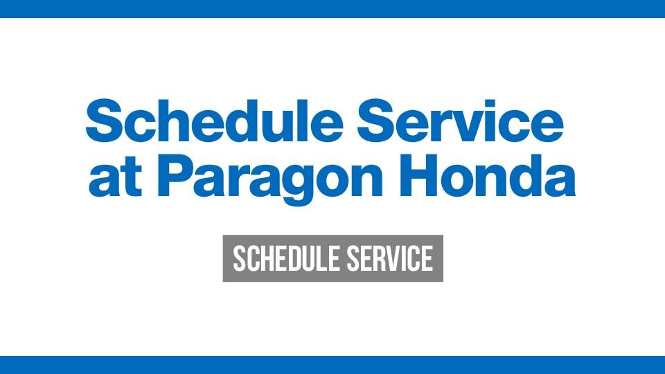 Paragon honda service coupons