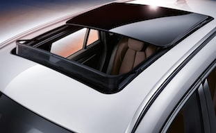 2017 BMW XI sunroof