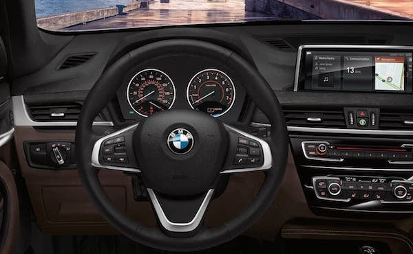 BMW Dashboard