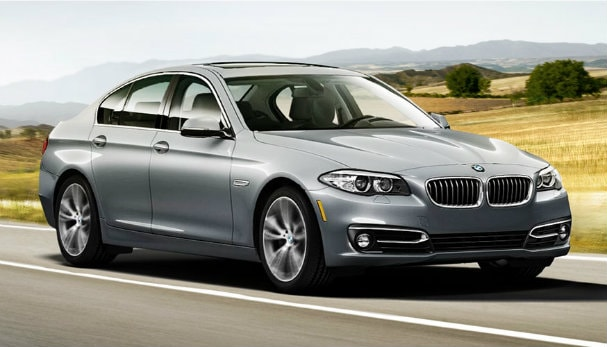 Bmw 5 series maintenance