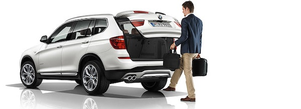 Open Your BMW Tailgate Hands Free
