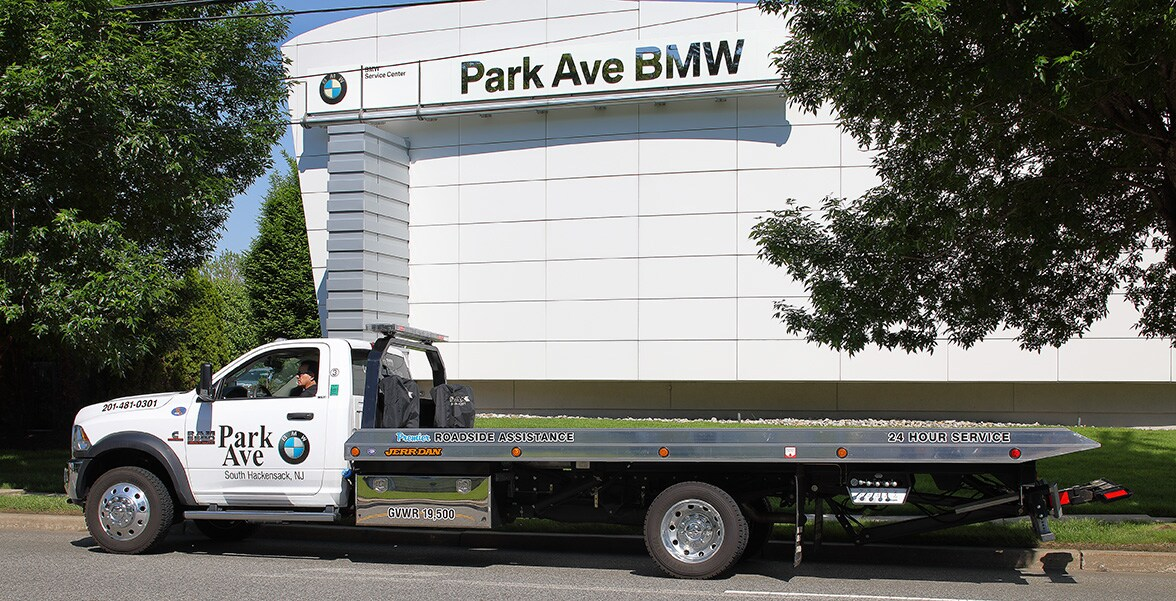 Bmw Roadside Assistance Park Ave Bmw