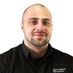 Jean Pelletier, Conseiller technique chez Park Avenue Lexus Sainte-Julie