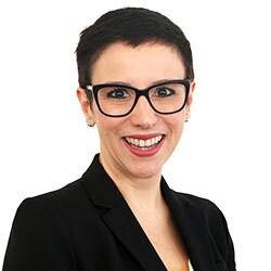 Flavie Gagné, Vice-présidente-directrice générale de Park Avenue Lexus Sainte-Julie