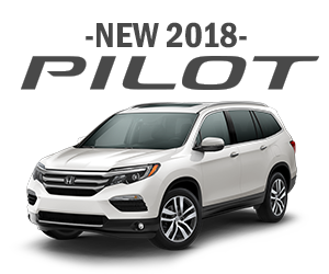 New 2018 Honda Pilot Finance Offer