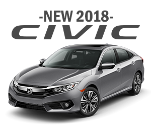New 2018 Honda Civic Finance Offer