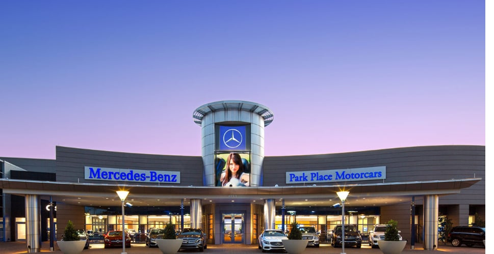 Park place motorcars dallas new mercedes benz dealership for Mercedes benz of buckhead staff