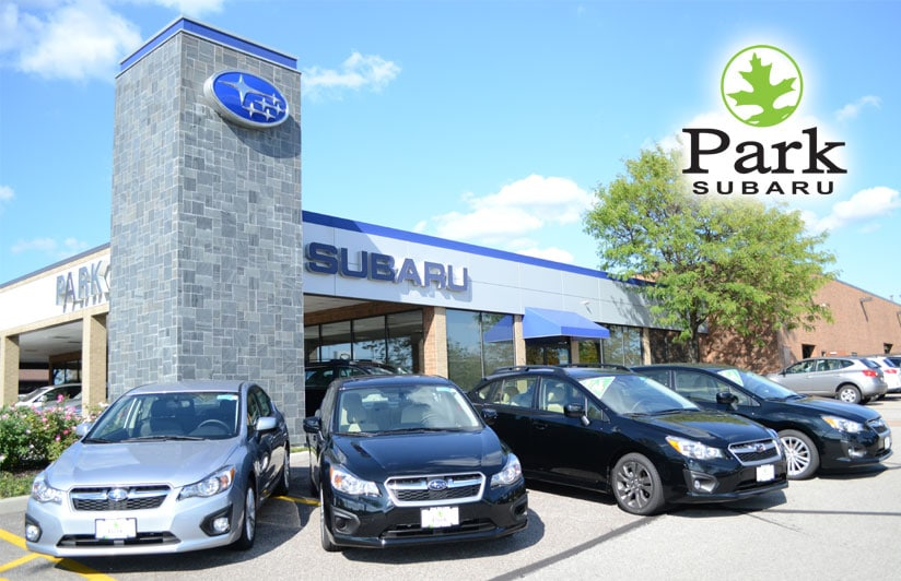 about park subaru dealership new subaru and used cars in akron. Black Bedroom Furniture Sets. Home Design Ideas