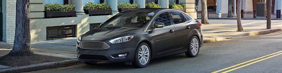 Wesley Chapel FL 2017 Ford Focus