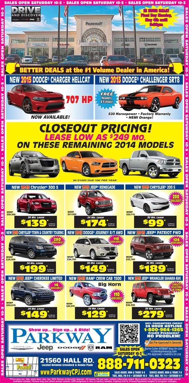 Autonation Dodge Dealership Savannah >> New Inventory Parkway Chrysler Dodge Jeep Ram | Upcomingcarshq.com
