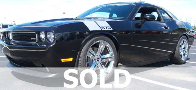 new 2011 dodge challenger sms 570 in clinton township. Black Bedroom Furniture Sets. Home Design Ideas
