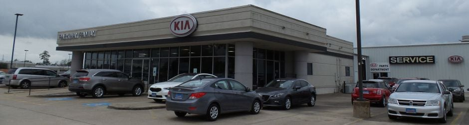 Kia Dealer near Baytown TX
