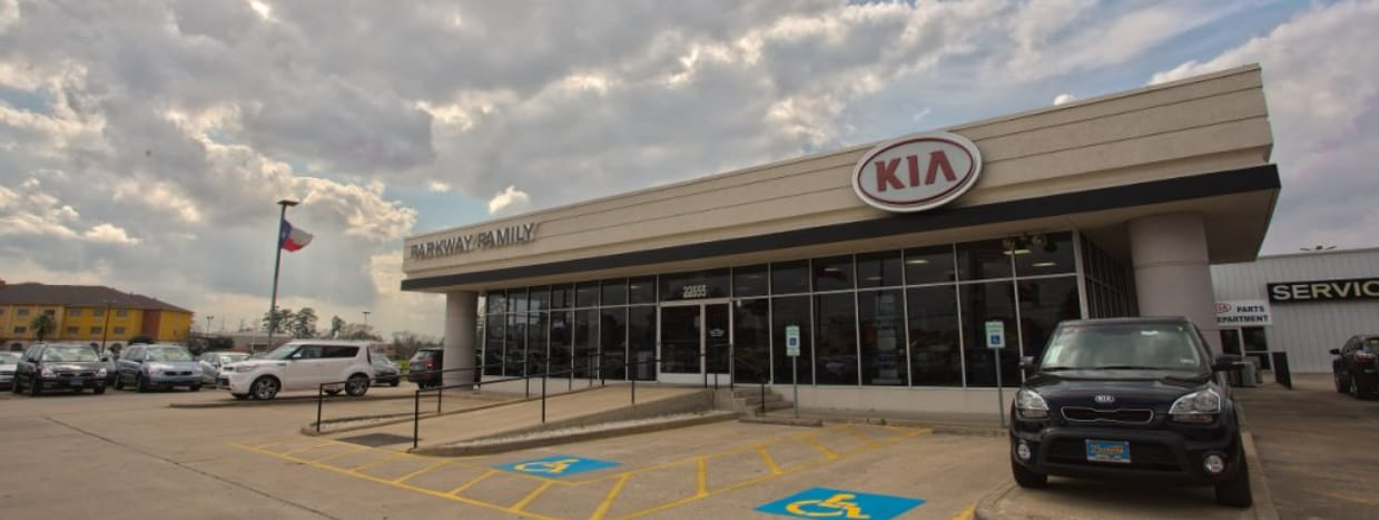 Kia Tire Dealer Serving Houston TX