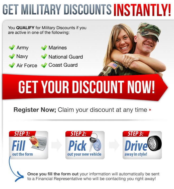 Kia Military Discount offer near Houston TX