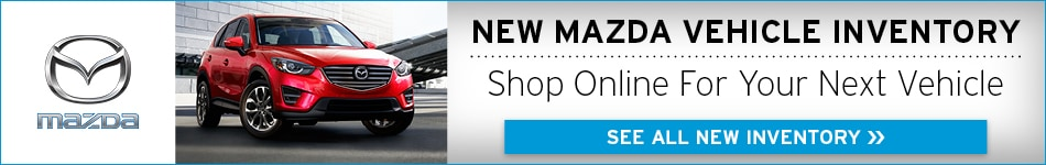Browse New Mazda Inventory at Parkway Family Mazda