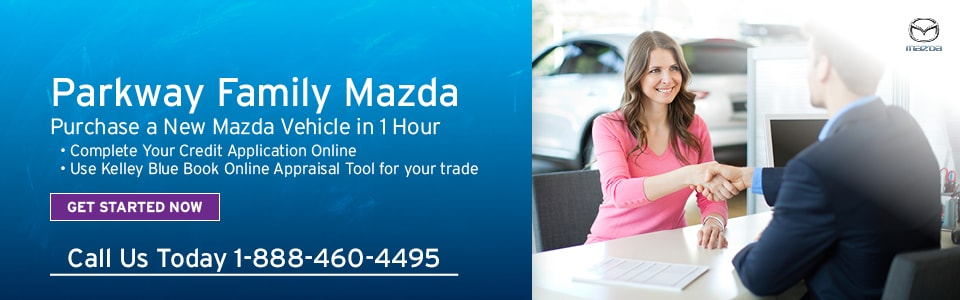 Mazda Dealer Offers One Hour Auto Purchase