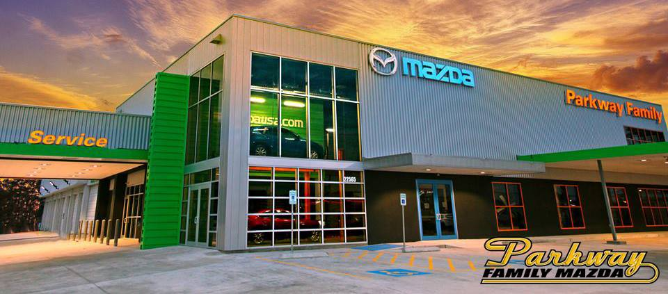 Mazda Service Center near Houston TX