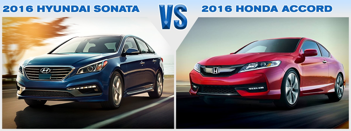 Compare new 2016 honda accord vs hyundai sonata price for Hyundai sonata vs honda civic