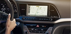2017 Hyundai Elantra Entertainment and Convenience